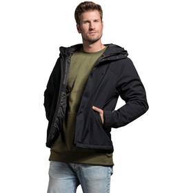 Tatonka Stir Hooded Jacket Men dark black